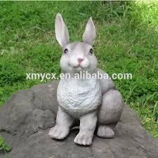 garden ornaments polyresin bunny statue buy bunny statue