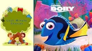 Finding Nemo Story Book For Children Read Aloud New Disney Pixar Finding Dory Read Aloud Along Story Book With