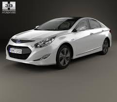 hyundai sonata 2015 hybrid hyundai sonata yf hybrid with hq interior 2015 3d model hum3d