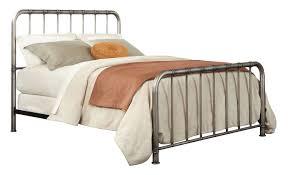 tristan queen metal bed the brick