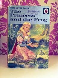 princess pea vintage ladybird book loved tales