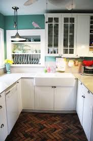 Beadboard On Kitchen Cabinets Walls And Ceilings Kitchn - Beadboard kitchen cabinets