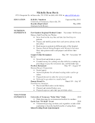 Sample Resume Objectives For Volunteer by Easy Online Resume Design