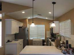 Pendant Lighting For Recessed Lights Installed 4 X 6 Inch Recessed Lights With A Dimmer Switch And 2