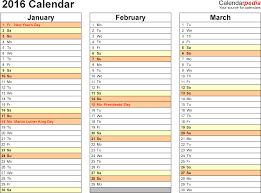 6 month printable calendar 2016 calendar template 2017