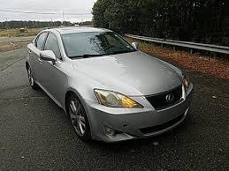 lexus is 250 09 2007 lexus is 250 for sale carsforsale com
