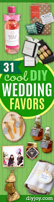 diy wedding favors do it yourself ideas for brides and best wedding favor ideas for