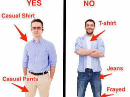 business casual for jpmorgan s relaxed dress code business insider