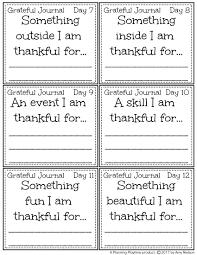 gratitude game planning playtime