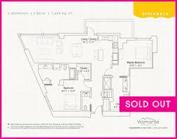 senior living floor plans viamonte senior living