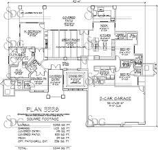 custom home plan custom home plans in arizona 3000 3499 sq ft stock plans