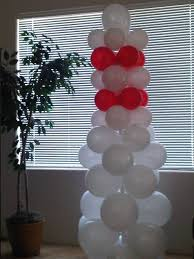 Bowling Party Decorations Bowling Pin Balloon A Party Balloon Decorating On Cut Out Keep