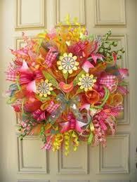 s day wreaths mesh s day wreath colorful mesh s wreath mesh door