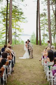 affordable wedding venues in michigan real wedding a summer michigan wedding our ceremony site