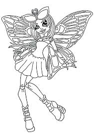 coloriage monster high  epizodinfo