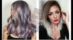 sac rengleri 2017 hair colours 2017 youtube