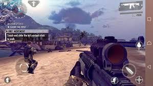 modern combat zero hour apk modern combat 4 zero hour v1 1 7c apk data