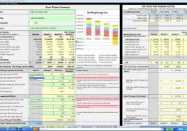 cost profit analysis excel spreadsheet cost analysis in project