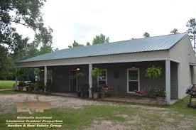 Louisiana House Louisiana Waterfront Property In Alexandria Catahoula Lake Lake