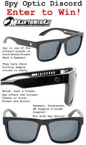 spy motocross goggles spy optics sunglass raffle u2013 win the spy optics discord sunglasses
