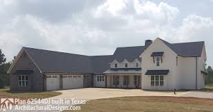 farmhouse home plans modern cow farm house plan