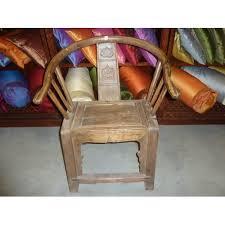 chambre chinoise fauteuil de chambre chinoise typique 2 originaire de pékin