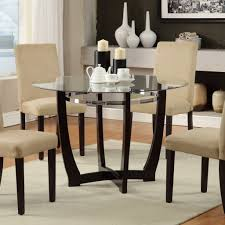 glass dining room table set diningroom sets com