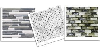 mesh back tile backsplash made quick u0026 easy u2022 builders surplus