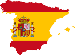 San Sebastian Spain Map by Spain Flag Map Plus Ultra Linguaschools Com Blog