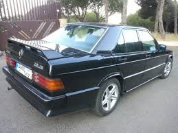 mercedes 190e amg for sale mercedes 190e 1992 2 5 amg 16v excellent 4000 mercedes