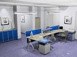 Office Desk Decoration Ideas Best 25 Blue Home Offices Ideas On Pinterest Desk For Study Desks