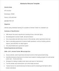 free examples of resumes resume example and free resume maker