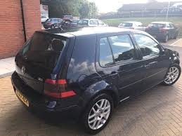 volkswagen golf 2003 1 9 gt tdi pd 150 bhp diesel 6 speed manual