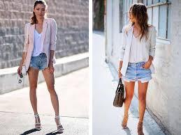 Fabuloso 50+ Looks com Short Jeans, Melhores Maneiras de Usar seu Short Jeans #FE14