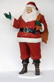 outdoor santa claus decorations foter