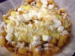 66 best fun fun funnel cakes images on pinterest funnel cakes