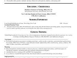 er nurse resume professional objective exles resume er nurse resume