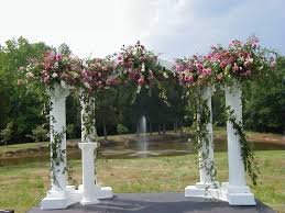 wedding arches and columns wholesale wedding arch decoration wedding ideas