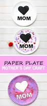 paper plate mother u0027s day craft for kids non toy gifts