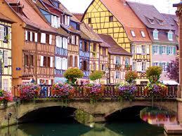 Colmar France Colmar Francia France Alsace And Destinations