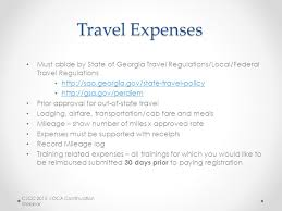 Georgia travel expenses images Victims of crime act voca grant program 2015 continuation jpg