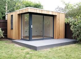 Garden Shed Summer House - garden sun room green studios