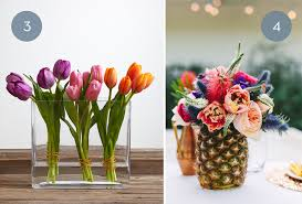 unique flower arrangements eye candy 10 unique ways to display flowers in your home curbly