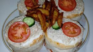 Burger K Hen Chicken Lachha Burger King Chef Shahid Jutt Youtube