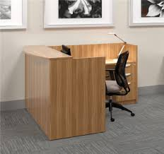 Laminate Reception Desk Finished Superior Laminate Reception Desk By Offices To Go