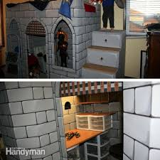 Build My Own Bunk Beds by Bunk Bed Plans 21 Bunk Bed Designs And Ideas Family Handyman
