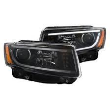 led lights for 2014 jeep grand 2014 jeep grand custom factory headlights carid com
