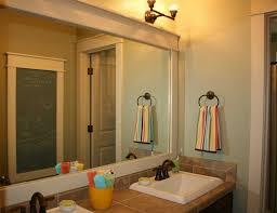 Bathroom Mirror Frame Kit Frame Kits For Bathroom Mirrors Complete Ideas Exle
