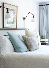 over bed reading lights reading light sconces over bed bedroom ideas pinterest lights