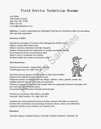 Resume Samples Warehouse by Resume Examples For Technicians Sample Resume123